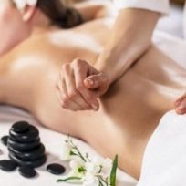deep tissue massage red deer